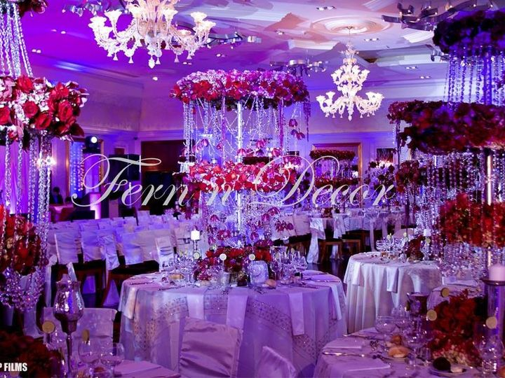 Tmx 1390270343354 Fernndecor Best Indian Wedding Decor Planner Hicks Hicksville wedding eventproduction