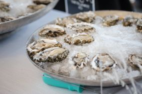 Rich Water Oysters