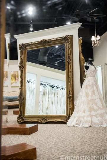Say yes to the dress with us