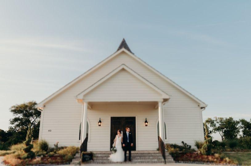 Preston One Events wedding
