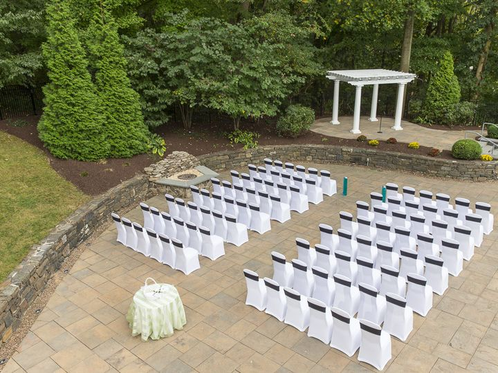 Tmx 1443449123968 Doubletreehiltonverwebready Cerm Roof Shoot With V King Of Prussia, PA wedding venue