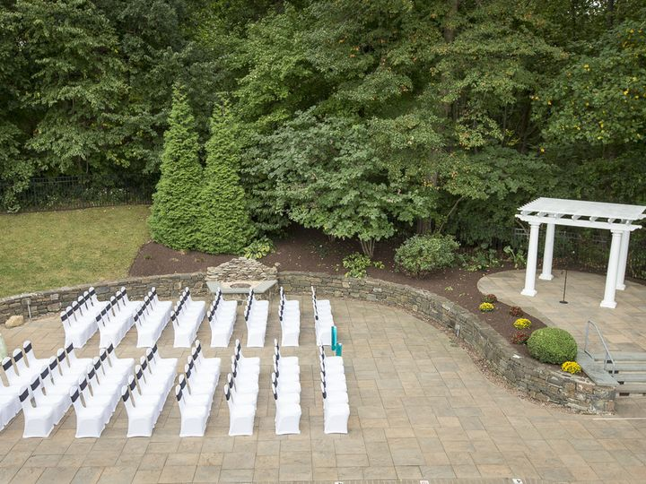 Tmx 1443449142335 Doubletreehiltonverwebready Cerm Side Shot Roof  King Of Prussia, PA wedding venue
