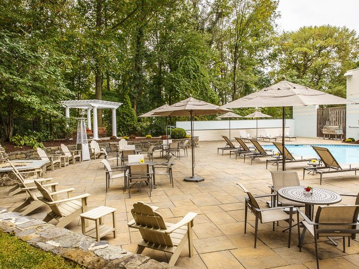 Tmx 1443449176693 Doubletreehiltonverwebready Entire Pool Area King Of Prussia, PA wedding venue