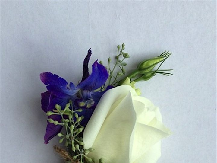 Tmx 1414967271584 White Rose With Delphinium Bout Frederick, MD wedding florist