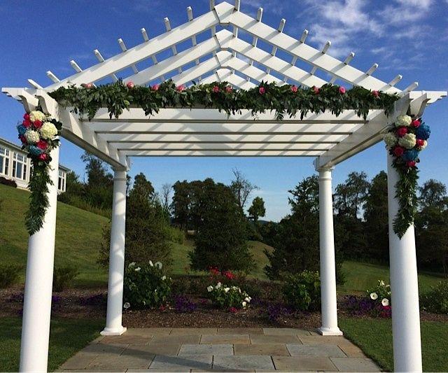 Tmx 1414968408167 Carrie Veneman Pergola Frederick, MD wedding florist