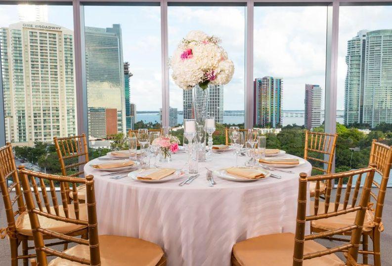 A stunning urban wedding destination