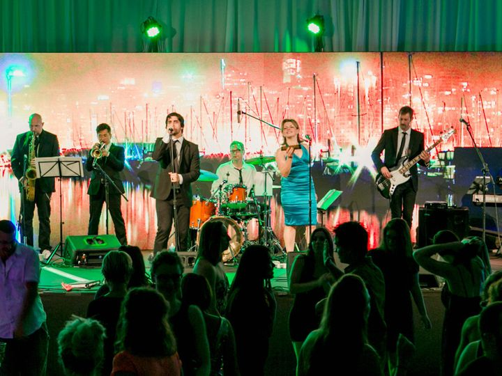 Tmx 1418427221420 Sideonelulu Hornbrook, CA wedding band