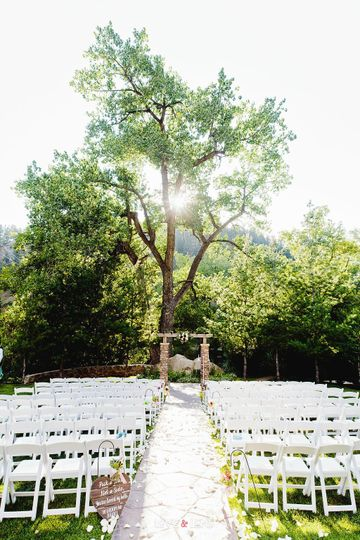 Boulder Creek by Wedgewood Weddings