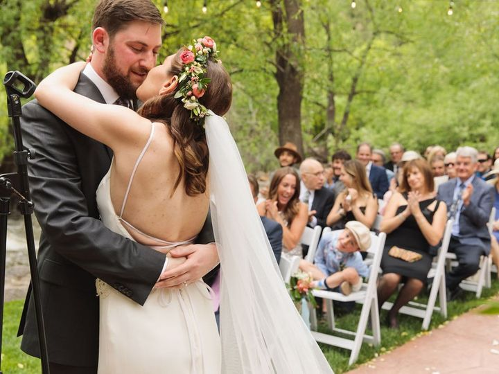Tmx Bouldercreek Ceremony Lovelens Rachelsander 2019 Wedgewoodweddings 51 647619 1562620692 Boulder, CO wedding venue