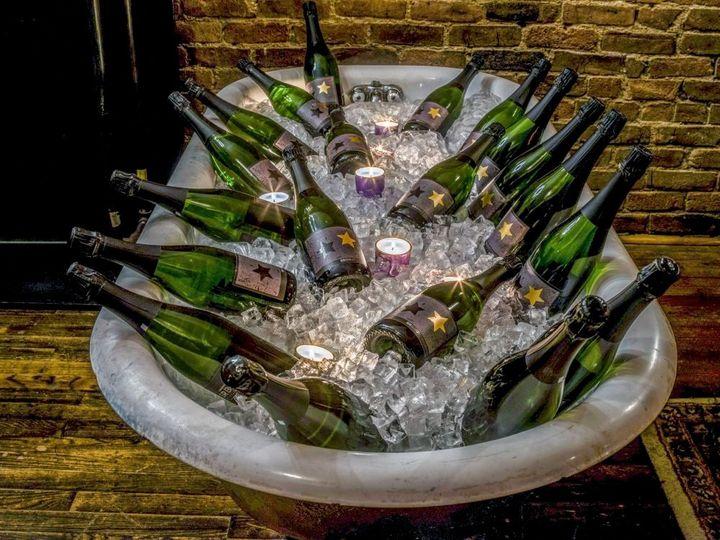 Celebration drinks