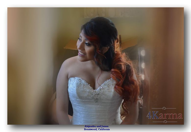 Alejandra and James' wedding at Shadow Lakes Golf Club, in Brentwood California