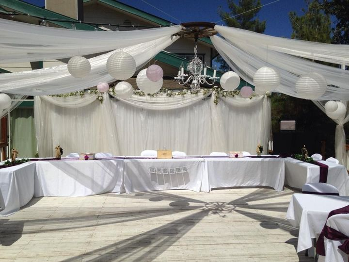 Beautiful reception area @dornerfamilyvineyard