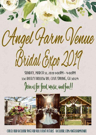 Bridal Expo!