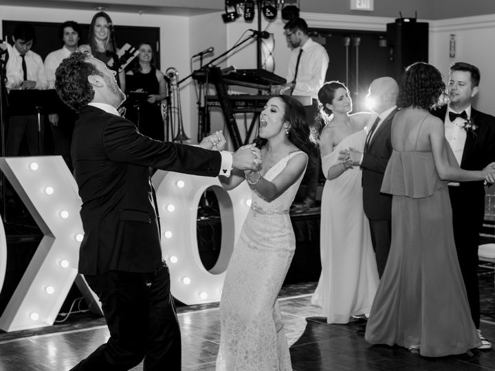 Tmx Jason And Rachel Photo By Emma And Josh Karen Marie Events Gardens At Los Robles 2 51 928619 158361100721659 Encino, CA wedding band