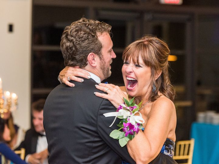 Tmx Jason And Rachel Photo By Emma And Josh Karen Marie Events Gardens At Los Robles Mother Son 51 928619 158361100667515 Encino, CA wedding band