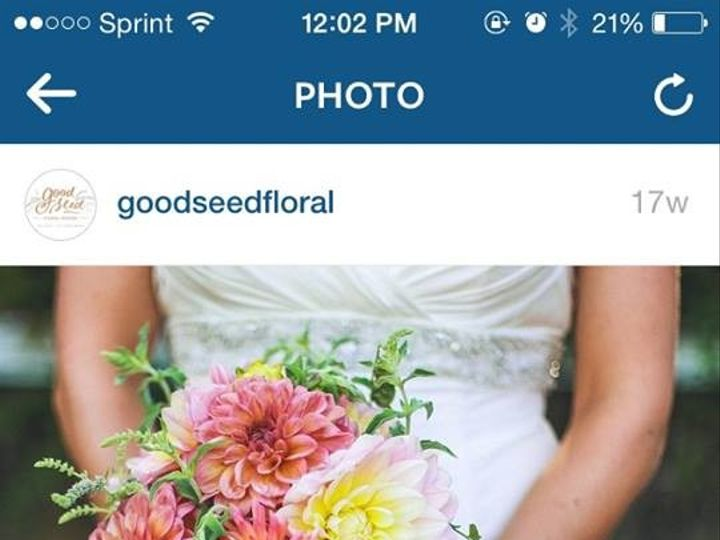 Tmx 1430413995652 11116115101537258285749182027358501n Portland wedding florist