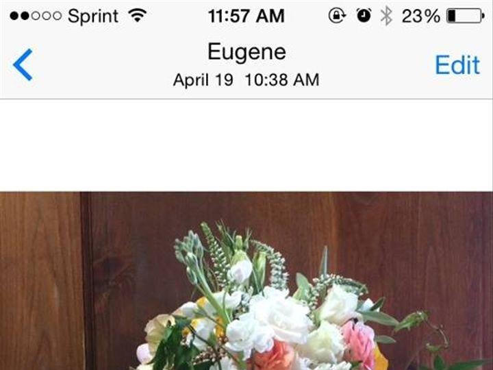 Tmx 1430414000833 1115798210153725467644918219385021n Portland wedding florist