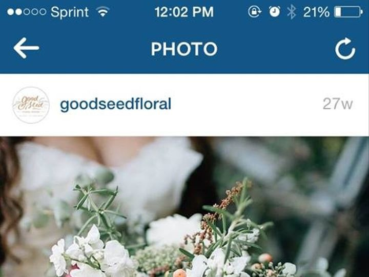 Tmx 1430414003152 11158194101537258282149181107796455n Portland wedding florist