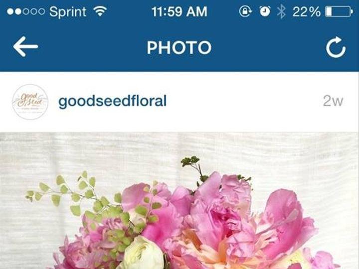 Tmx 1430414746103 1117350810153725466799918366503237n Portland wedding florist