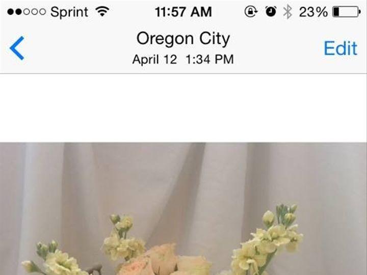 Tmx 1430414749748 11178446101537254676999181779645970n Portland wedding florist