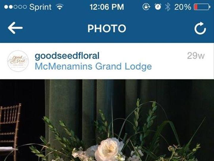 Tmx 1430414757407 11180179101537258270499181470031665n Portland wedding florist