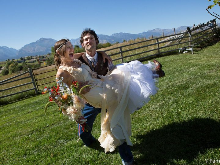 Tmx 1487453314864 Montanabitterrootbohochicvintagehipstersummerweddi Missoula, MT wedding photography