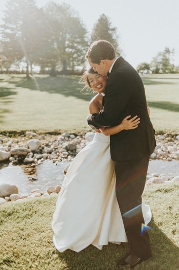 Sweet couple | Jen Menard Photography