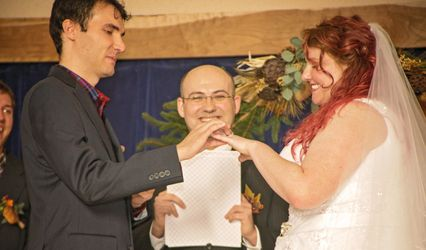Officiantly Wed