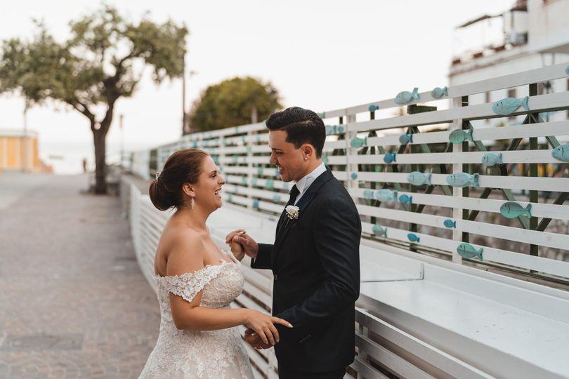 Wedding in Erchie