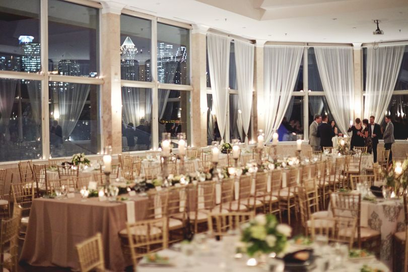 Georgeous Reception Setup
