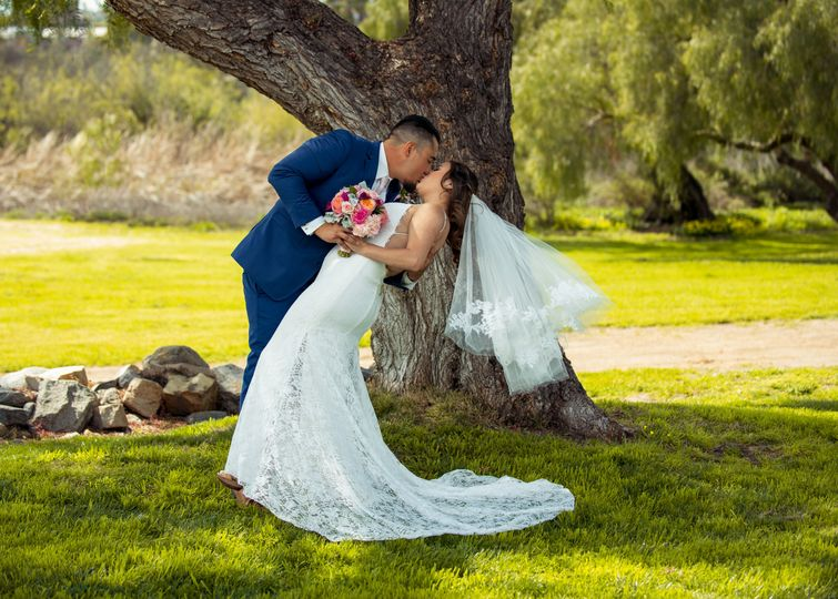 Rancho Guajome Adobe Wedding