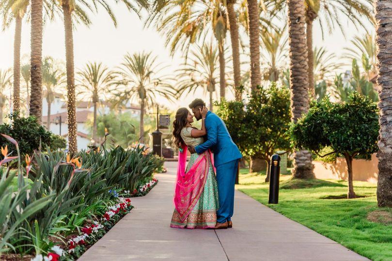 Omni La Costa Indian Wedding