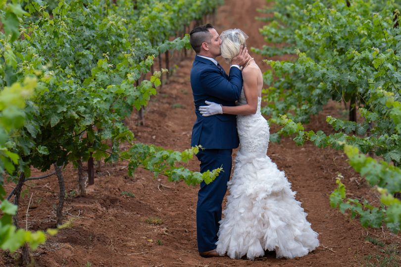 Cordiano Winery Wedding