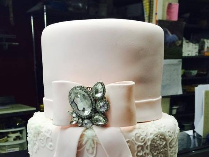 Tmx 1432063446531 Bridal Shower Cake  Smithfield wedding favor
