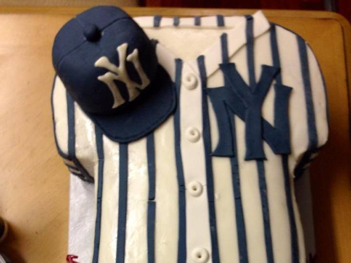 Tmx 1432063584721 Yankees Cake Smithfield wedding favor
