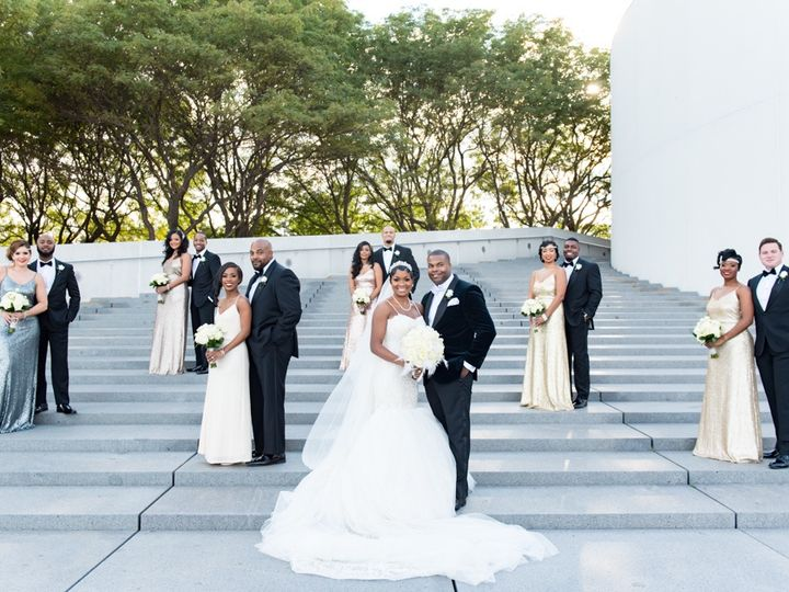 Tmx Bridal Party On Steps Of John F Kennedy Presidential Library And Museum 51 903719 1568599486 South Burlington, VT wedding photography