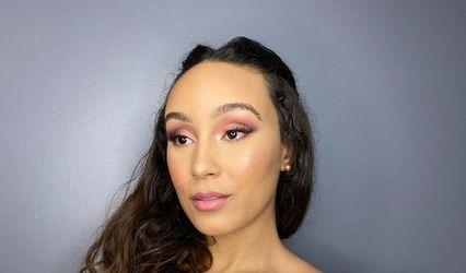 Asia Jewel Makeup 1