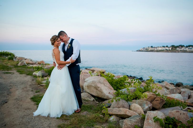 Union Bluff Wedding by Ava Marie Photography