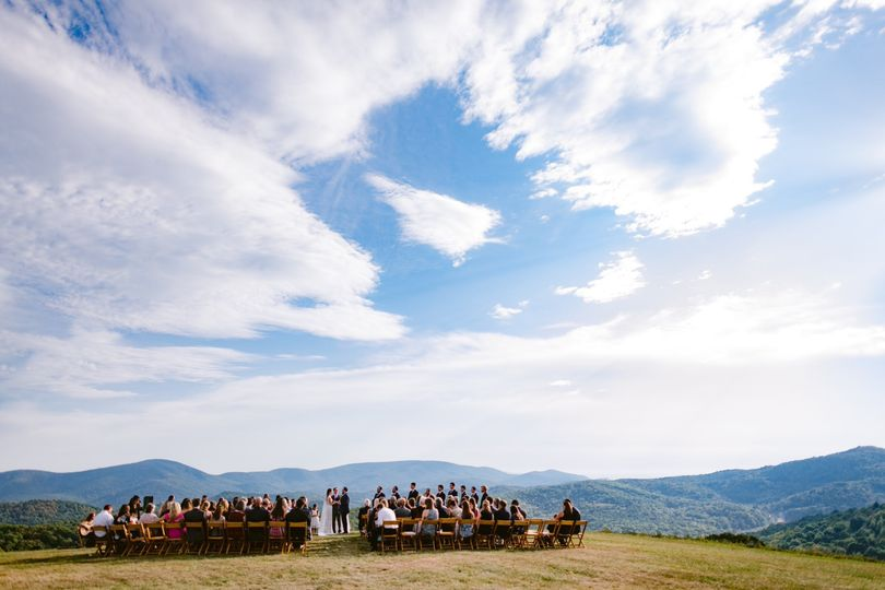 Hilltop Wedding - 12 Ridges