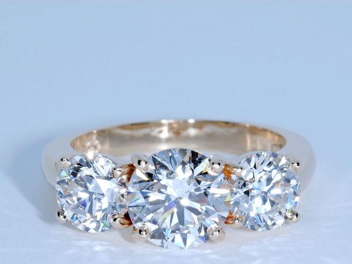 Tmx 1534451194 964fc5cdda8bc58b 1534451193 37f977352ceb2593 1534451193333 8 Three Stone Ring I Arlington wedding jewelry