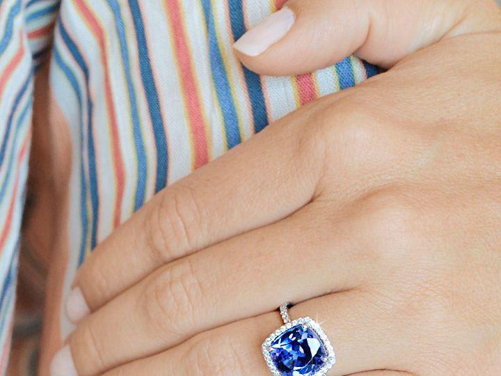 Tmx 1534451331 459ccce9c37d03b1 1534451330 D7a5ee217f1d9242 1534451330259 18 Cushion Shaped Ha Arlington wedding jewelry