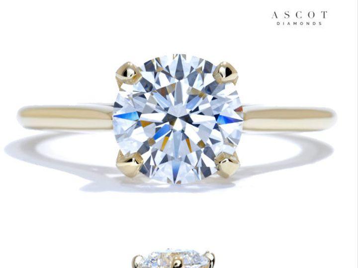 Tmx 1534451379 B4a9d2b7c6f91902 1534451378 D49f10bc6153f0cf 1534451378694 22 Delicate Yellow G Arlington wedding jewelry