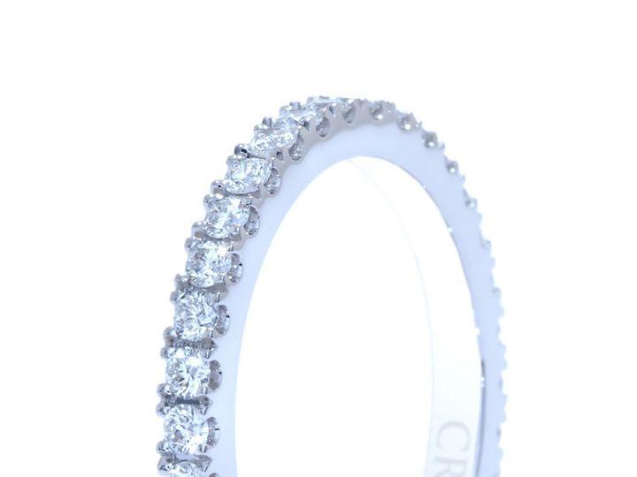 Tmx 1534451402 6b2fcdf96561f94c 1534451401 5e61b619aea0c1dc 1534451401660 23 Eternity Diamond  Arlington wedding jewelry