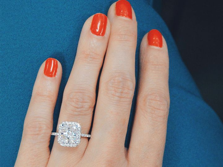 Tmx 1538580553 E5674551524e626a 1538580552 9f988b40a04d7644 1538580552205 3 Radiant Cut Diamon Arlington wedding jewelry