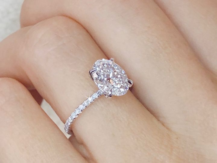 Tmx Best Solitaire Engagement Ring With An Oval Cut Diamond By Ascot Diamonds Atlanta 51 24719 159776047729356 Arlington wedding jewelry
