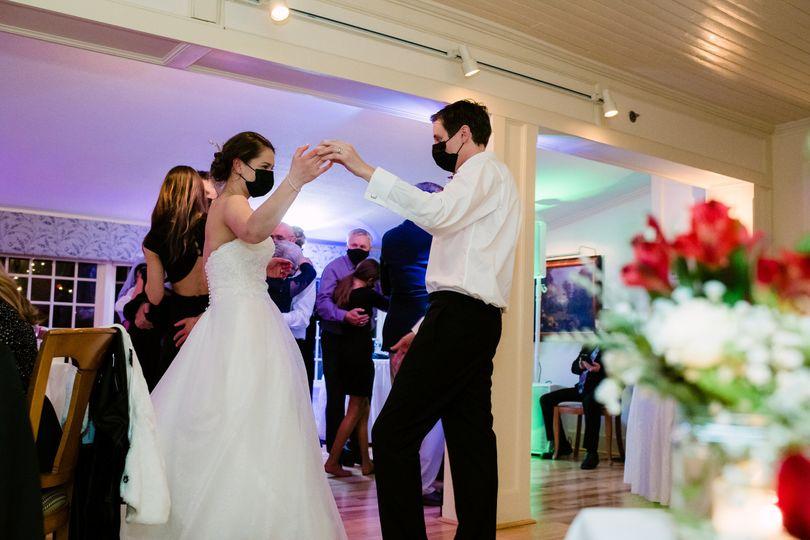 Dancing in BDRM