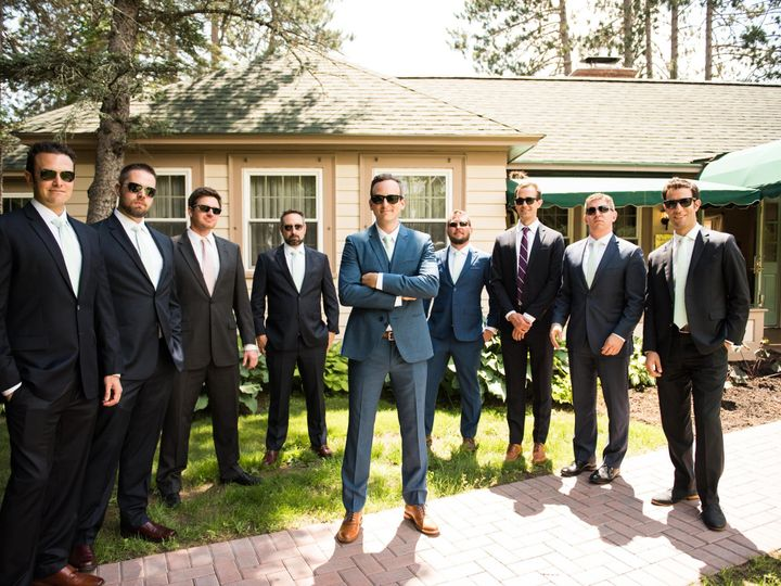 Tmx 1489687925053 Guys In Front Of Amster High Rez Jackson, NH wedding venue