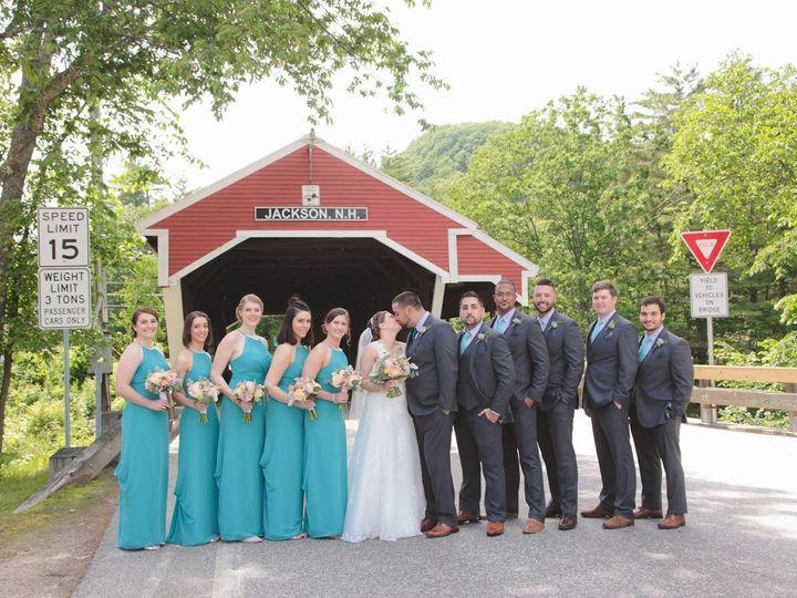 Tmx 1514572535680 Wedding Party Jbridge Jackson, NH wedding venue