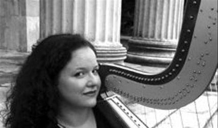 Daria Cortese, harpist 1