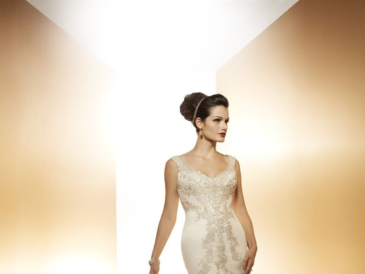 Tmx 1405024830853 Elizabeth 010final Large Front Plano wedding dress
